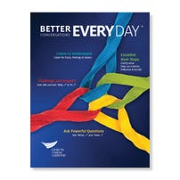 Better Conversations Every Day (BCE) Participant Kit