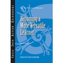 Becoming a More Versatile Learner