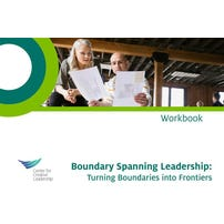 Boundary Spanning Leadership Workshop Participant Kit