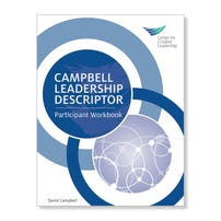 Campbell Leadership Descriptor Participant Workbook and Survey