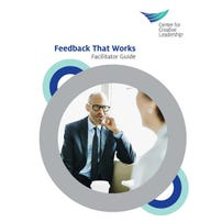 Feedback That Works Workshop Facilitator Kit