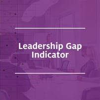 Leadership Gap Indicator