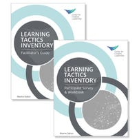 Learning Tactics Inventory Facilitator Guide Package