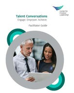 Talent Conversations Workshop Facilitator Kit