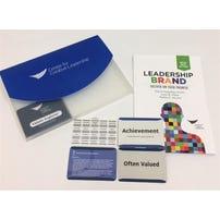 Values Explorer™ + Leadership Brand: Deliver on Your Promise Set