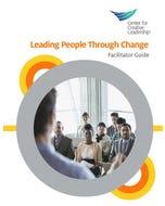 Leading People Through Change Workshop Facilitator Kit