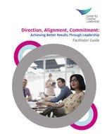Direction, Alignment, Commitment (DAC) Workshop Facilitator Kit
