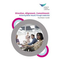 Direction, Alignment, Commitment (DAC) Workshop Facilitator Kit